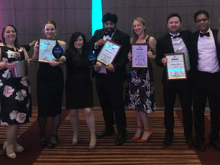 Eiffage Kier wins big at National Centre for Diversity FREDIE Grand Awards