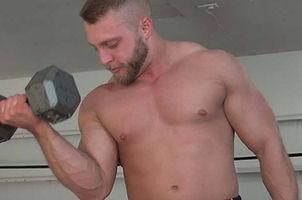 Men domination wrestling