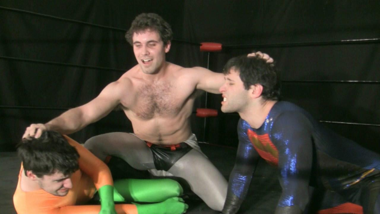 wrestling Men domination
