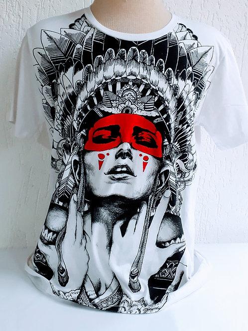 Camiseta Masculina - Índia - Raposa Clothing