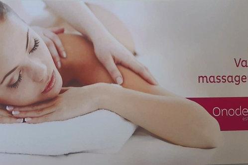 Massagem Onorelax ou Onoredux