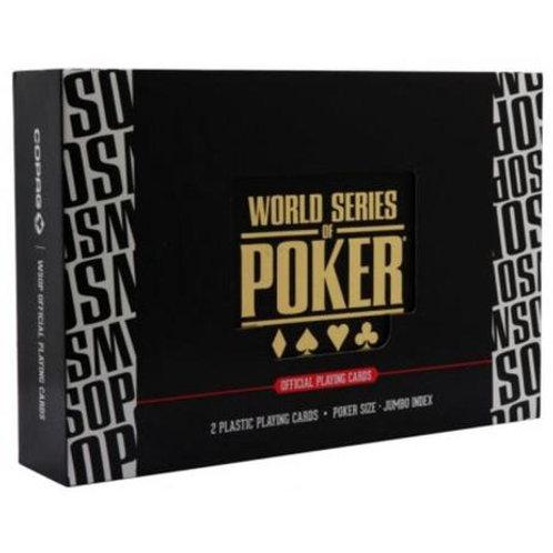 Baralho COPAG Word Series Poker