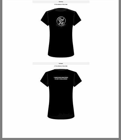 21-Day challenge tshirt