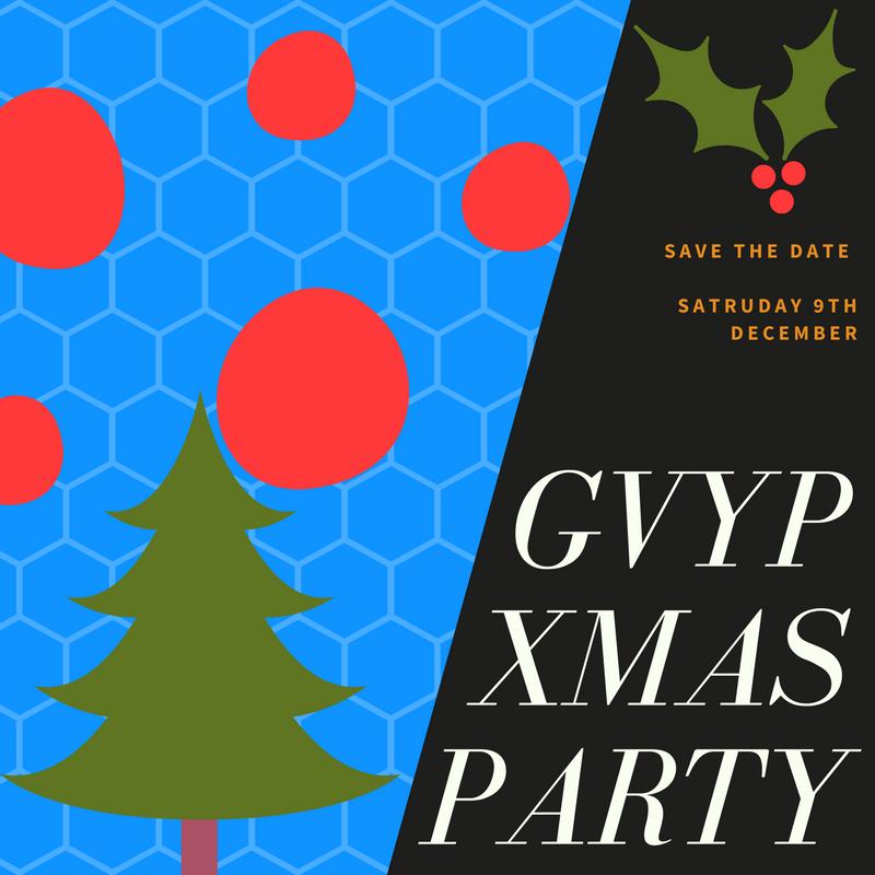 GVYP Xmas party