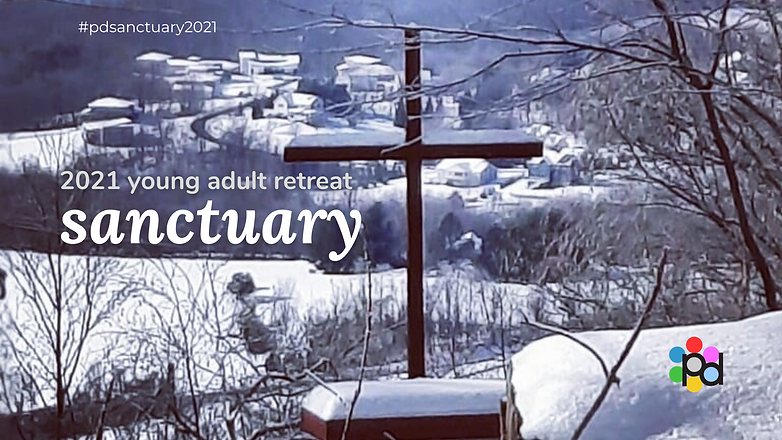 2021 young adult retreat fb event cover.