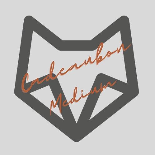 CADEAUBON MEDIUM