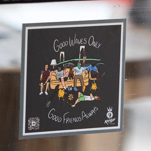 GWO Sticker