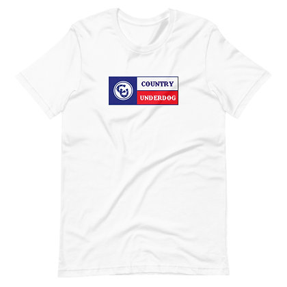 Underdog Texas White T-Shirt