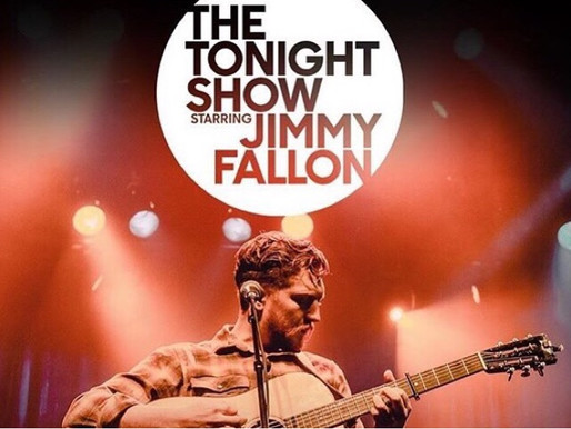 Tyler Childers Tonight Show with Jimmy Fallon
