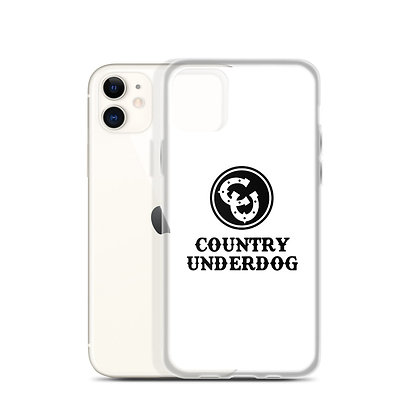 Country Underdog iPhone Case