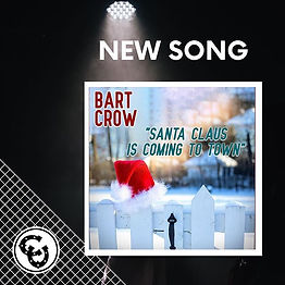 Bart Crow Releases Jolly Christmas Song