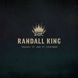 """Randall King - """"Taking It As It Comes"""""""