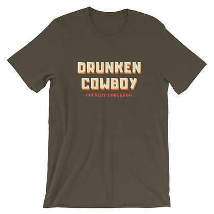 Drunken Cowboy T-Shirt