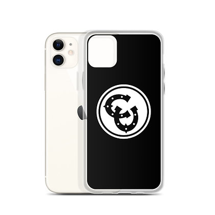 Country Underdog Blk iPhone Case