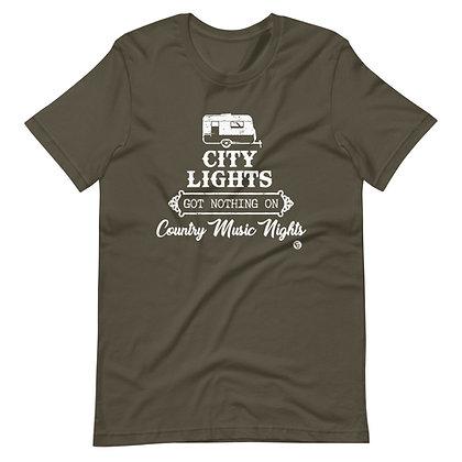 Country Music Nights T-Shirt