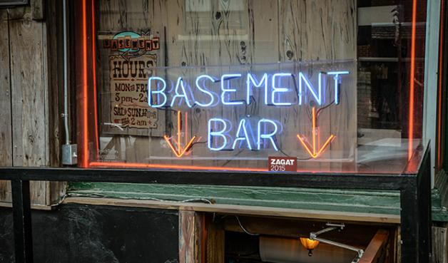 Tanner Usrey Live at The Basement Bar Fort Worth Stockyards