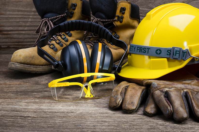 Standard construction safety,safety firs