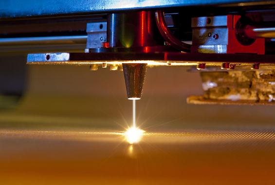 Laserskjærer