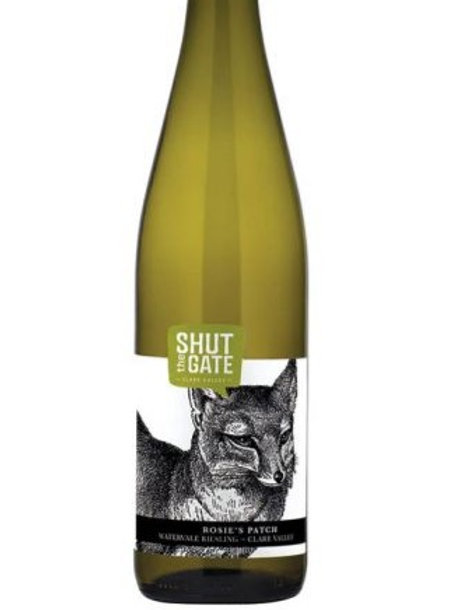 Shut the Gate Riesling 2017