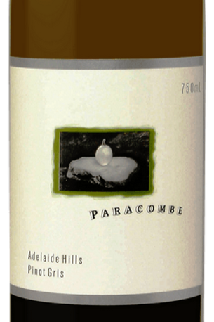 Paracombe Pinot Gris 2018