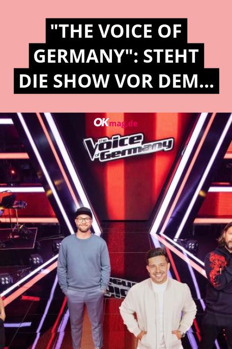 _The Voice of Germany__ Steht die Show v