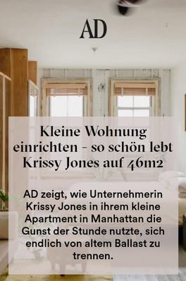Kleine Wohnung einrichten - so sch_n leb