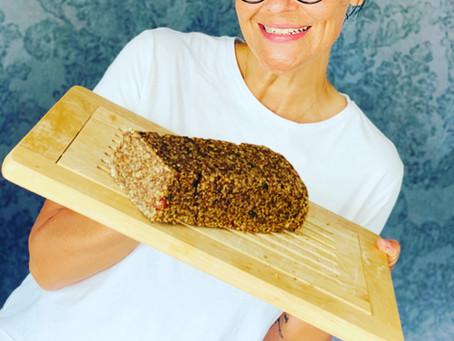 Rezept: Lust auf ein tolles glutenfreies veganes Brot ohne Mehl?