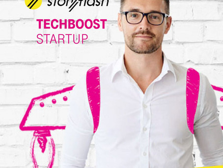 Techboost X storyflash