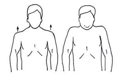 Deskercise: Neck & Shoulder Series, No. 1