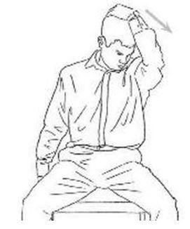 Deskercise: Neck & Shoulder Series, No. 3