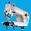 Thumbnail: Jack JK6380EHC-4Q Direct Drive Walking Foot -trimmer