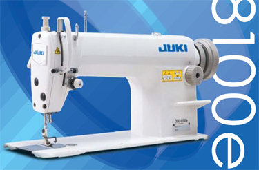 Juki DDL8100e Lockstitch Machine