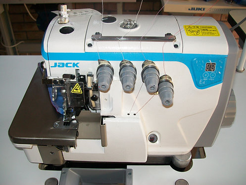 Jack E4 Direct Drive 4-thread Overlock