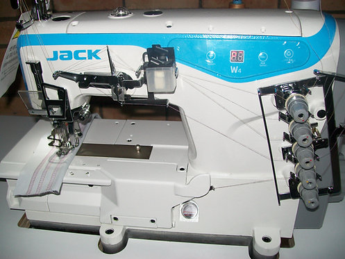 Jack W4-D-01GBX356 Direct Drive Coverstitch
