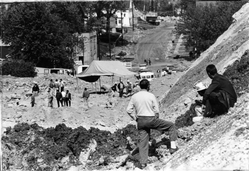 Search Site In Hannibal Mo, 1967