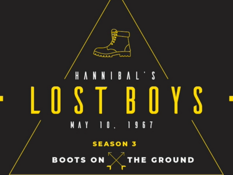 Lost Boys of Hannibal wins National Communicator Award Listen here!