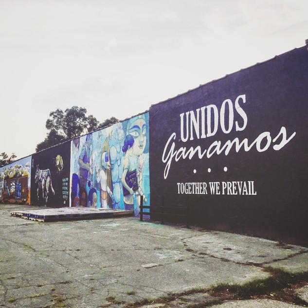 """""""Unidos Ganamos"""" - Amelia Duran (SW Detroit)"""