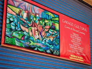 Garage Cultural is a Knight Arts Challenge Finalist