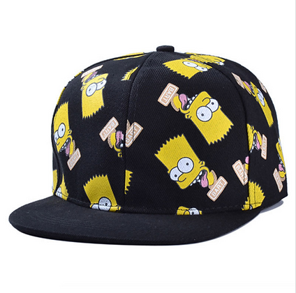Casquette The Simpsons Bart II