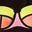Bikini Néoprène Neon Shine x Selena maillot de bain qualité pas cher 2018 beach