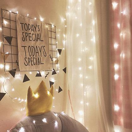 Guirlande Lumineuse Eclairage LED 220V Decorations Garland Lighting