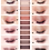 Palette Ombres à paupières 12 couleurs Irisées ou Mattes