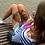 Tatouage éphémère Renard Dreamcatcher
