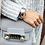 Bracelet Réglable avec Anneau Argenté Stephany