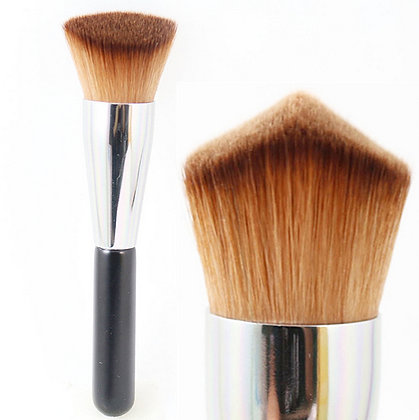 Pinceau Professionnel 3D Kabuki Teint makeup FOND DE TEINT LIQUIDE