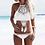 maillot de bain 2018 pas cher crochet hippie gypsy ethnique bohème bikini