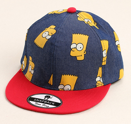 Casquette The Simpsons Bart