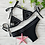MAGNIFIQUE Maillot de bain noir brodé crocheté hippie gypsy 2018 plage summer fashion beachlife sexy swimwear