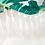 Bikini Franges Tropical Palms Cali Maillot de bain palmiers