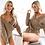 Pullover Loose en V Elegant Large V-neck Jumper Brooke Hills